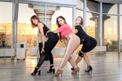 Танцы Вог в Dance Life