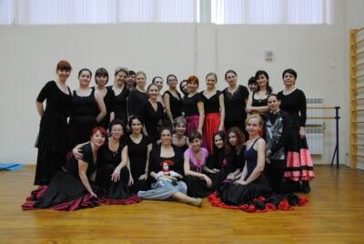 Методика занятий в Dance Life