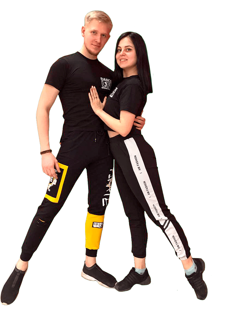 Борис и Ольга